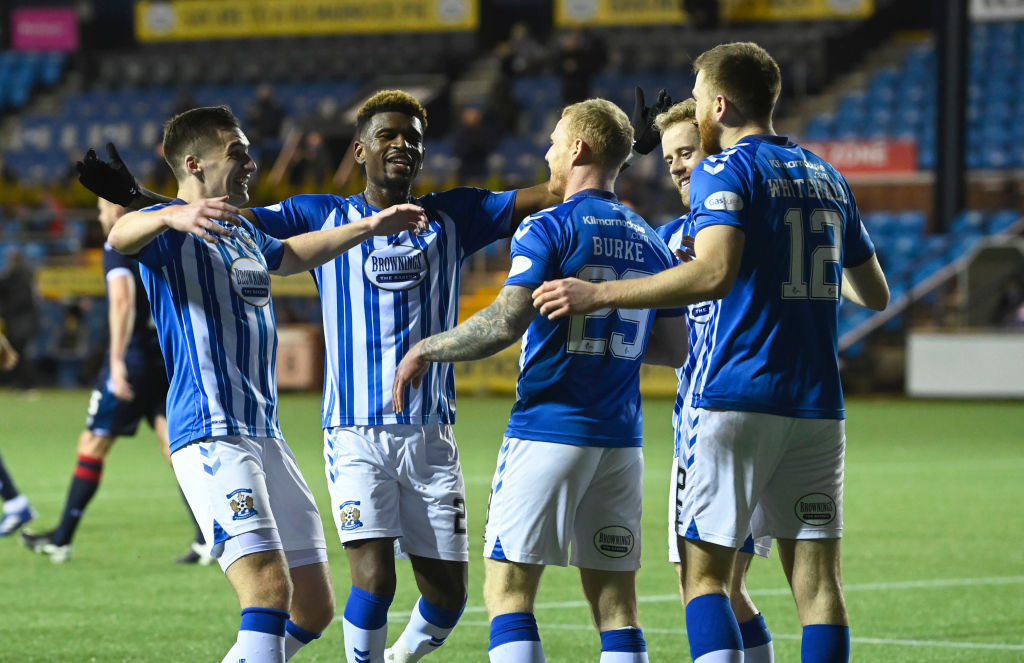 Three things we learned as 10-man Kilmarnock grab great Ross County victory