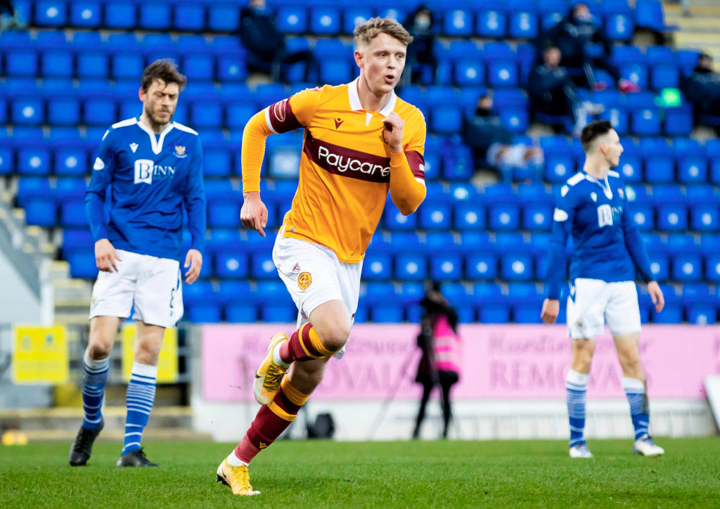All Scottish players must dream of Euro 2020 says Motherwell star