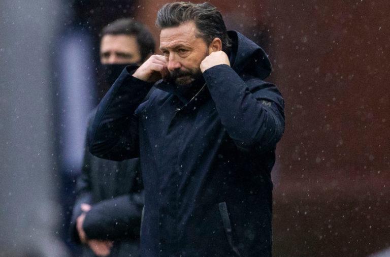 Rangers v Aberdeen - Ladbrokes Scottish Premiership