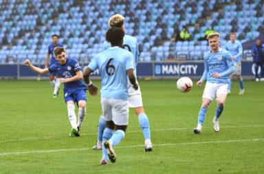 Manchester City v Chelsea: Premier League 2