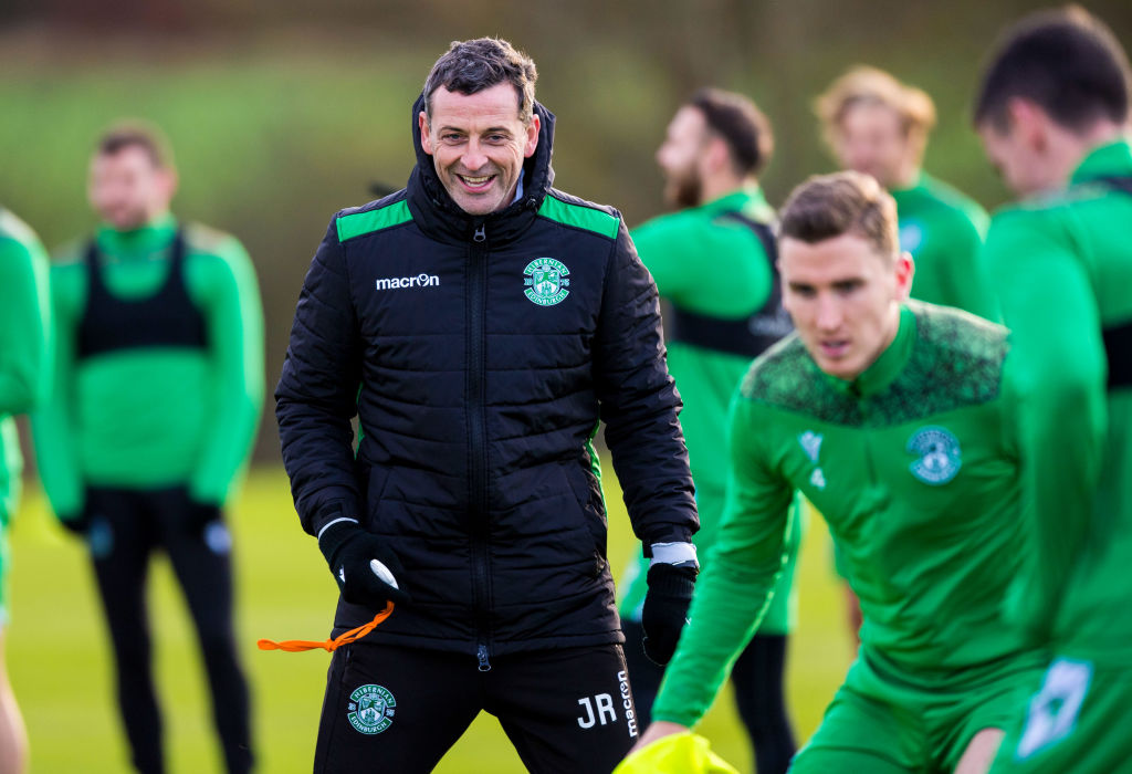 'Helps you stay in a job' - Manager provides hilarious sacking response after Hibs Celtic