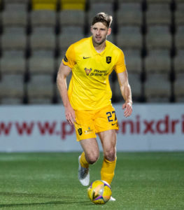 Jon Guthrie's Livingston side are struggling at home this season
