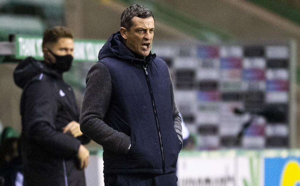 'I make mistakes' - Hibernian boss takes blame for system change which didn't pay off