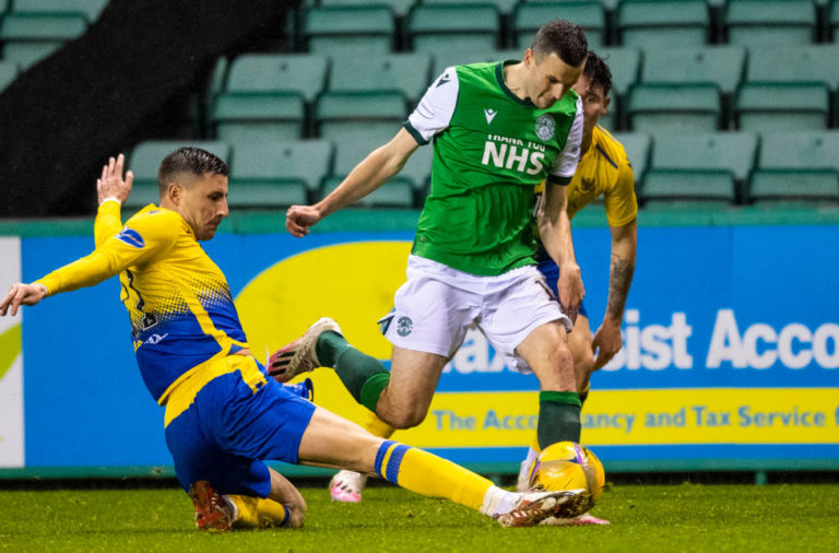 Hibernian v St. Johnstone - Ladbrokes Scottish Premiership