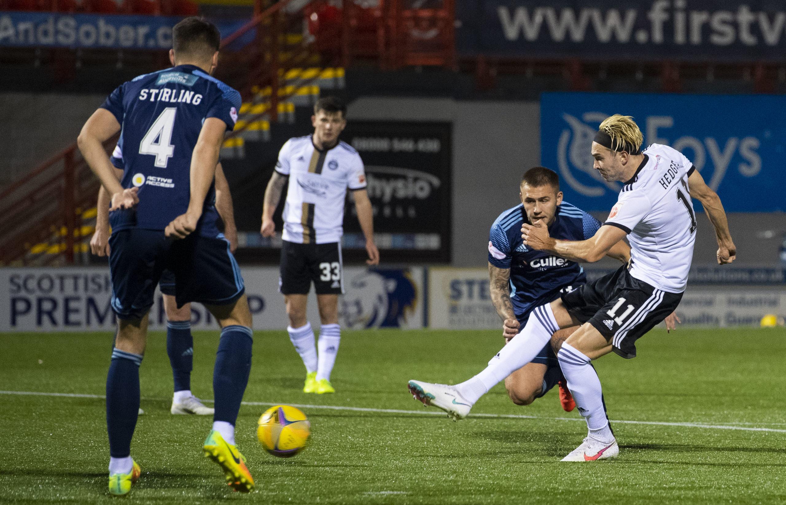 Hamilton Academical v Aberdeen - Ladbrokes Scottish Premiership