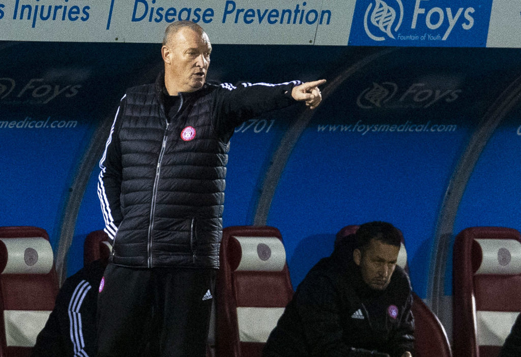 'It has come as a surprise' - Accies stunned as Nottingham Forest hero resigns as manager