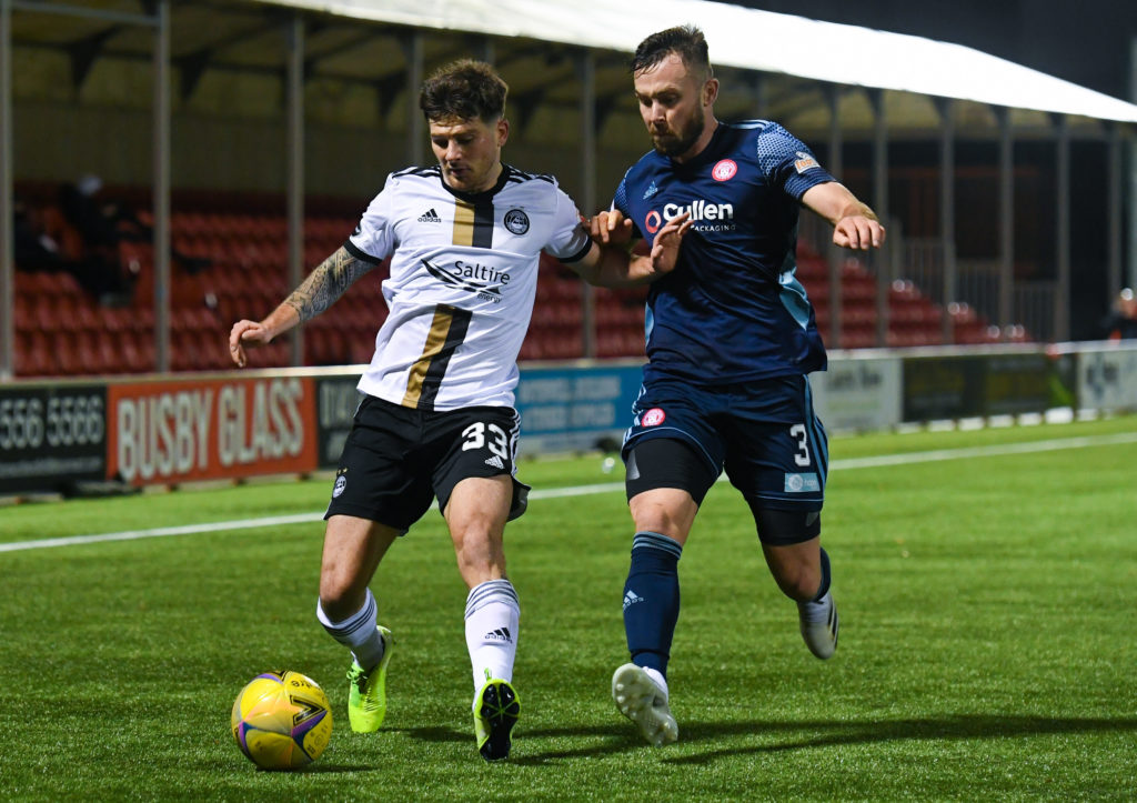 Millwall transfer target update as EFL club challenging Lions for Accies star on course to secure signings