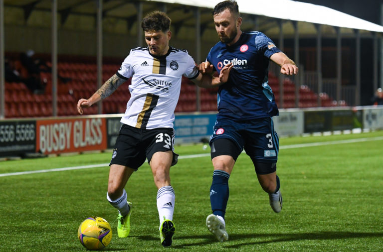 Hamilton Academical v Aberdeen - Ladbrokes Scottish Premiership