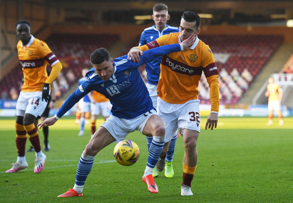 Three things we learned as Motherwell grab point against St Johnstone