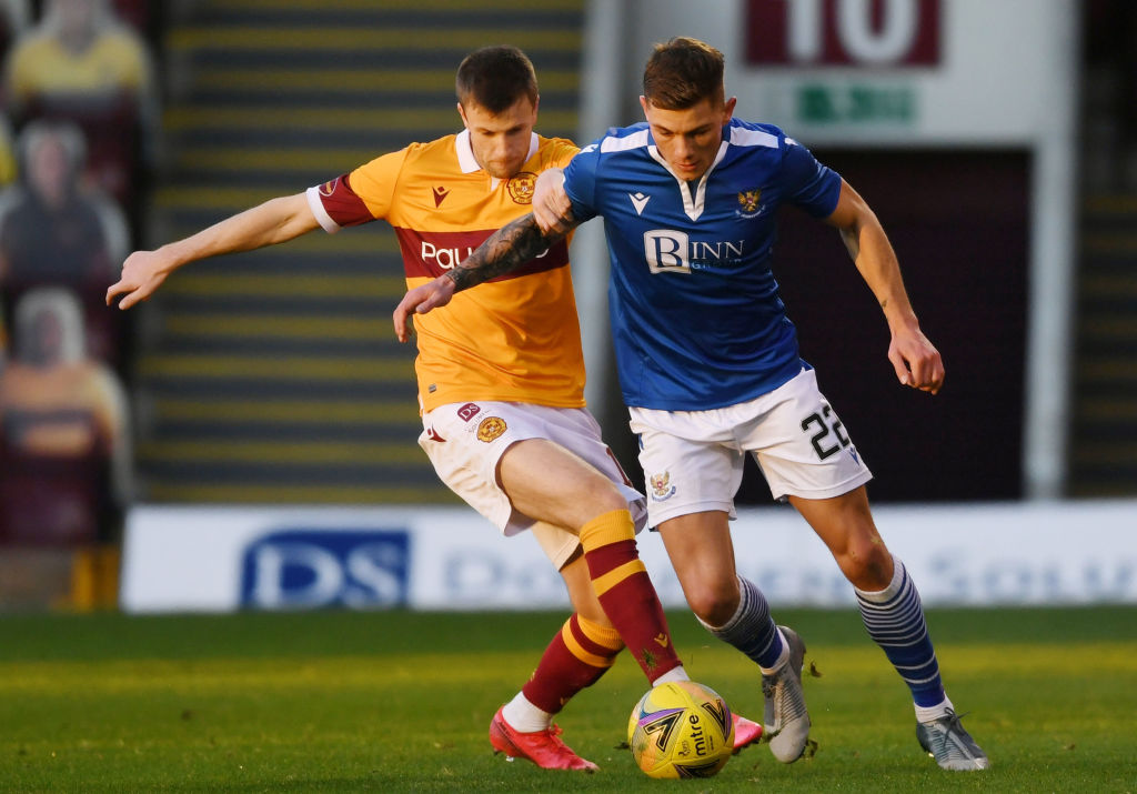 Motherwell v St Johnstone