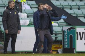Hibernian v Dundee