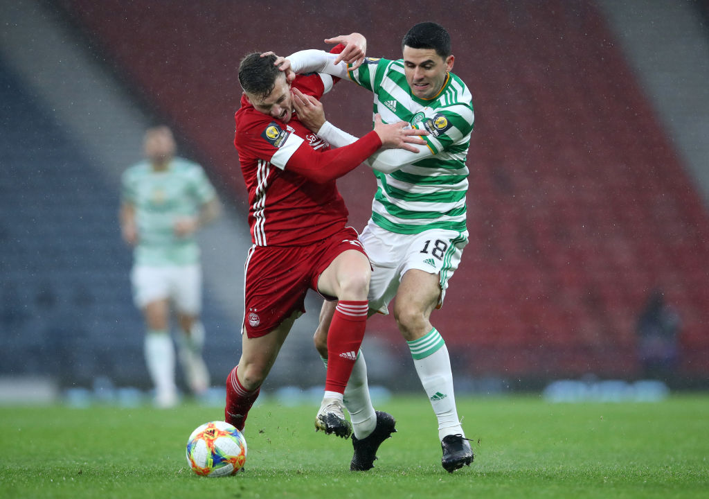 Celtic v Aberdeen - Scottish Cup: Second Semi-Final