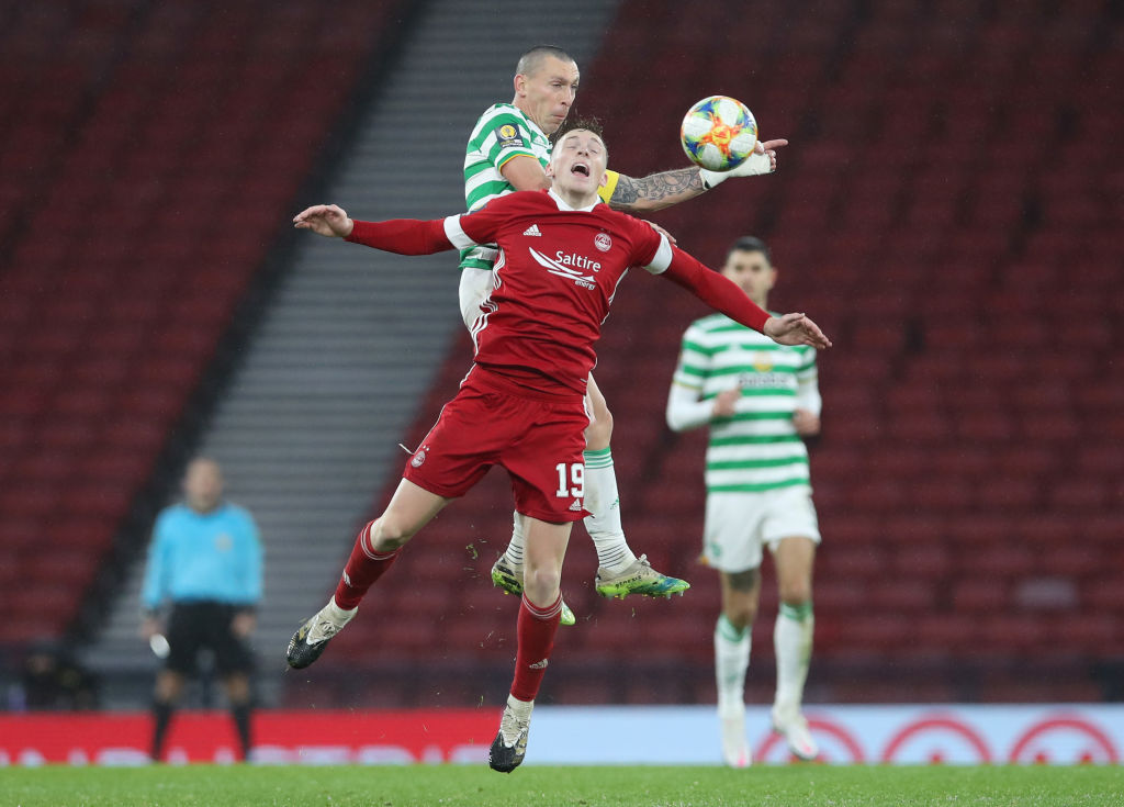 Celtic captain Brown to become Aberdeen assistant manager if potential boss lands job