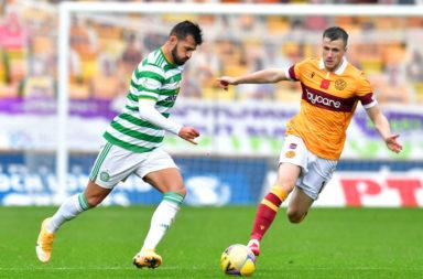 Motherwell v Celtic - Ladbrokes Scottish Premiership