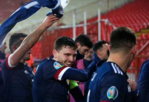 Serbia v Scotland - UEFA EURO 2020 Play-Off Finals