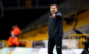 Southampton manager Ralph Hassenhuttl