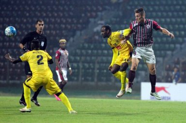 AFC Cup Qualifiers: Mohun Bagan Beat Colombo FC 2-1