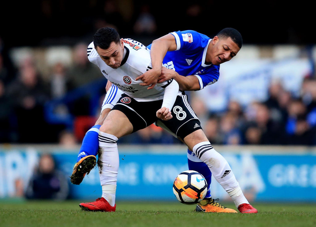 Ipswich Town v Sheffield United - The Emirates FA Cup Third Round