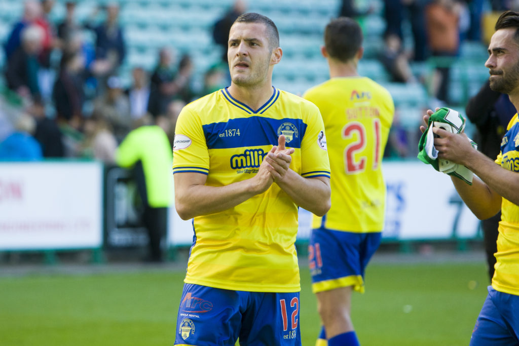 Three things we learned as two-goal hero inspires Morton to victory over Queen of the South