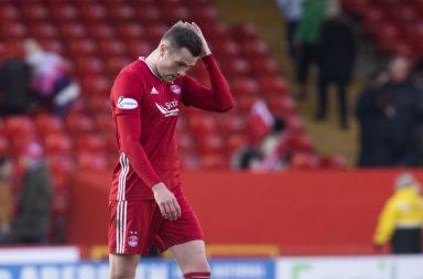 Aberdeen v Celtic - Ladbrokes Scottish Premiership