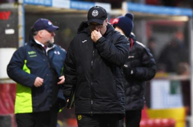Partick Thistle v Dundee United - Ladbrokes Championship