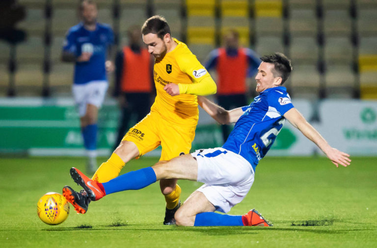 Livingston v St Johnstone - Ladbrokes Premiership