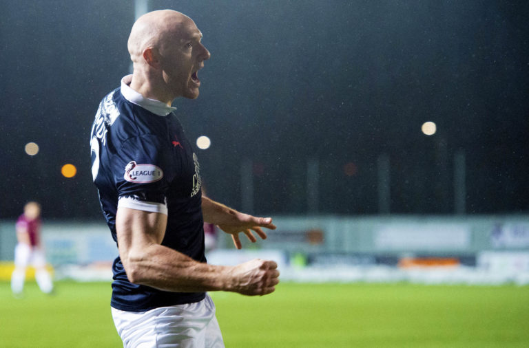 Falkirk vs. Arbroath - William Hill Scottish Cup 4th Round Replay