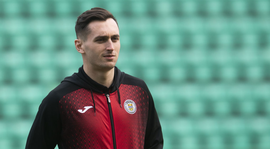 'A matter of time' - St Mirren star was always confident improving team would come good
