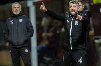 St Mirren vs. Motherwell - Ladbrokes Premiership