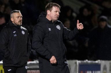 St Mirren v Hearts - Ladbrokes Premiership