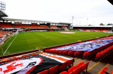 Dundee Utd v Celtic - Ladbrokes Scottish Premiership