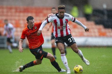 Dundee United v Sheffield United - Pre Season Friendly