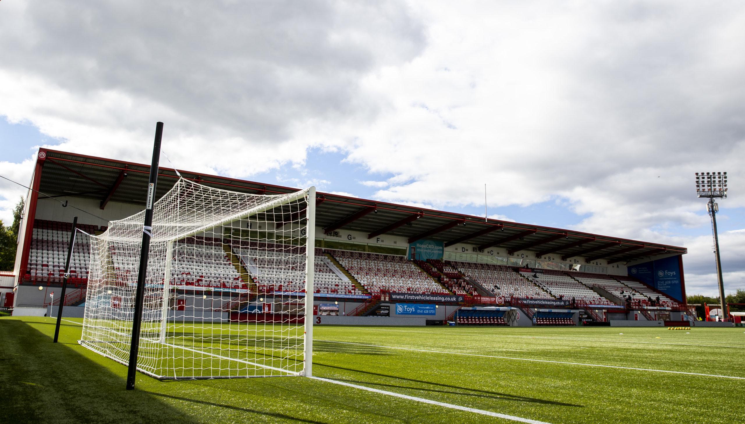 Hamilton Academical v Rangers - Ladbrokes Scottish Premiership