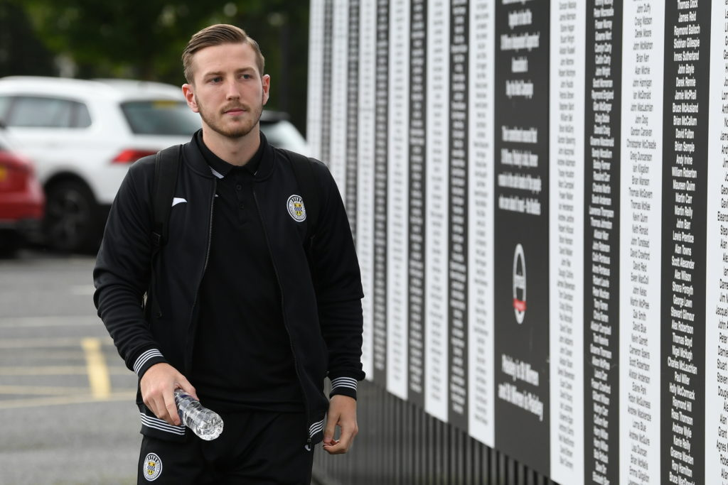 St Mirren boss Jim Goodwin eager to see 22-year-old 'natural talent' fulfil his potential