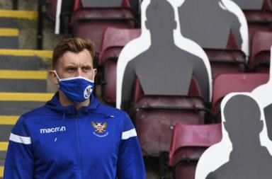 Motherwell v St. Johnstone - Ladbrokes Scottish Premiership