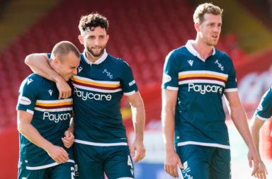 Aberdeen v Motherwell - Ladbrokes Scottish Premiership