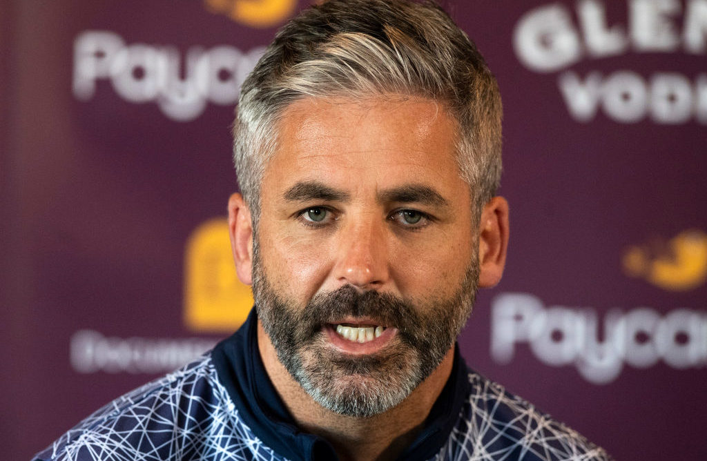 Motherwell assistant manager Keith Lasley can't wait for return of Fir Park fans after extending stay