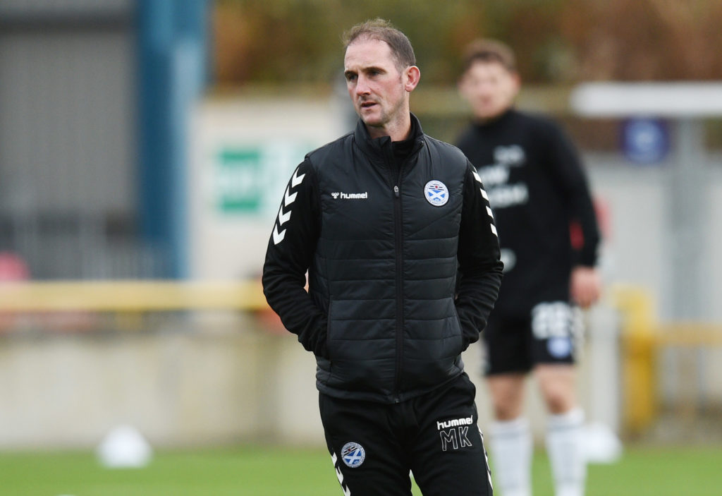 'He was influenced' - Ayr United boss takes swipe at Hearts counterpart after Neilson's touchline antics