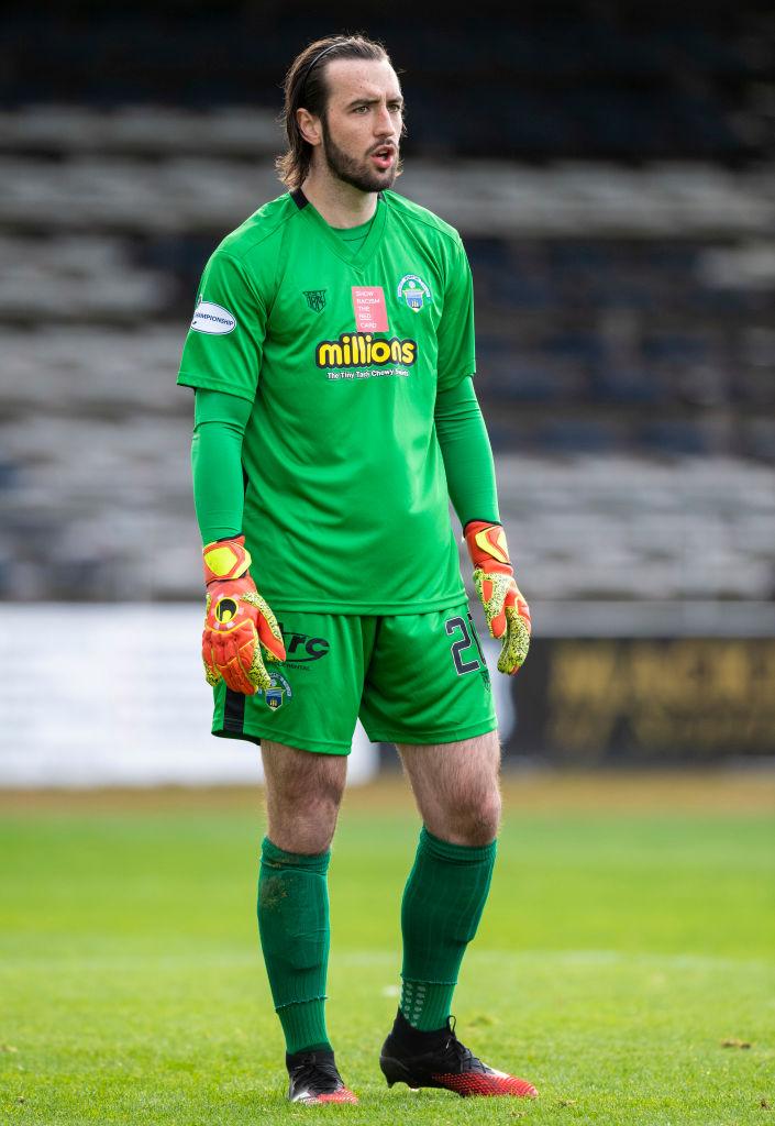 Aidan McAdams performed excellently for Morton