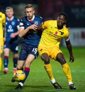 The Birmingham City loanee and his teammate need to find a way to safety in the Scottish Premiership.