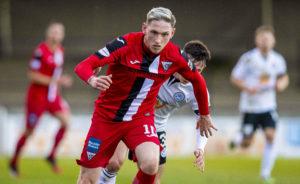 Ayr United v Dunfermline - Scottish Championship