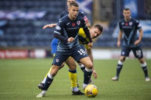 Raith Rovers v Greenock Morton - Scottish Championship