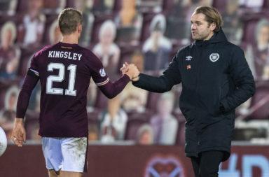 Stephen Kingsley and Robbie Neilson