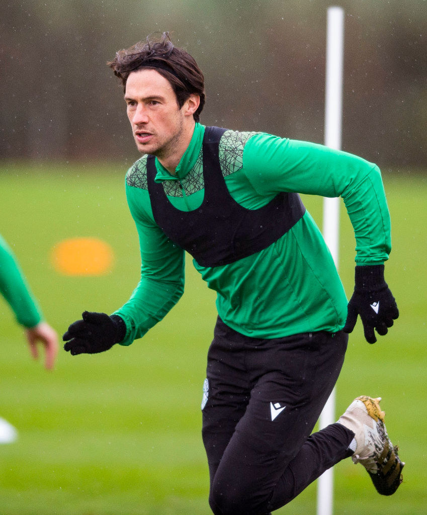 Hibs star thinks Easter Road career blossoming under Jack Ross