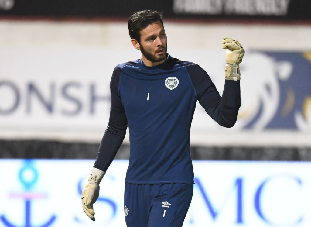 'Ironed a few things out' - Craig Gordon hopes Hearts have resolved defensive issue