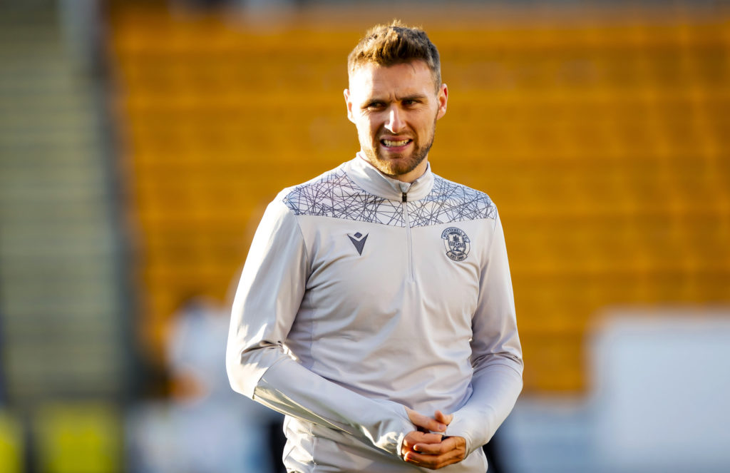 Stoke City target opens up on rejected January moves away from Motherwell