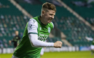 Nisbet has enjoyed a strong start to life at Hibs and now big English clubs like Sunderland are taking notice reportedly.