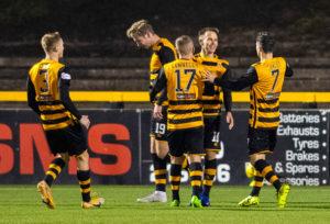 Alloa Athletic v Heart of Midlothian