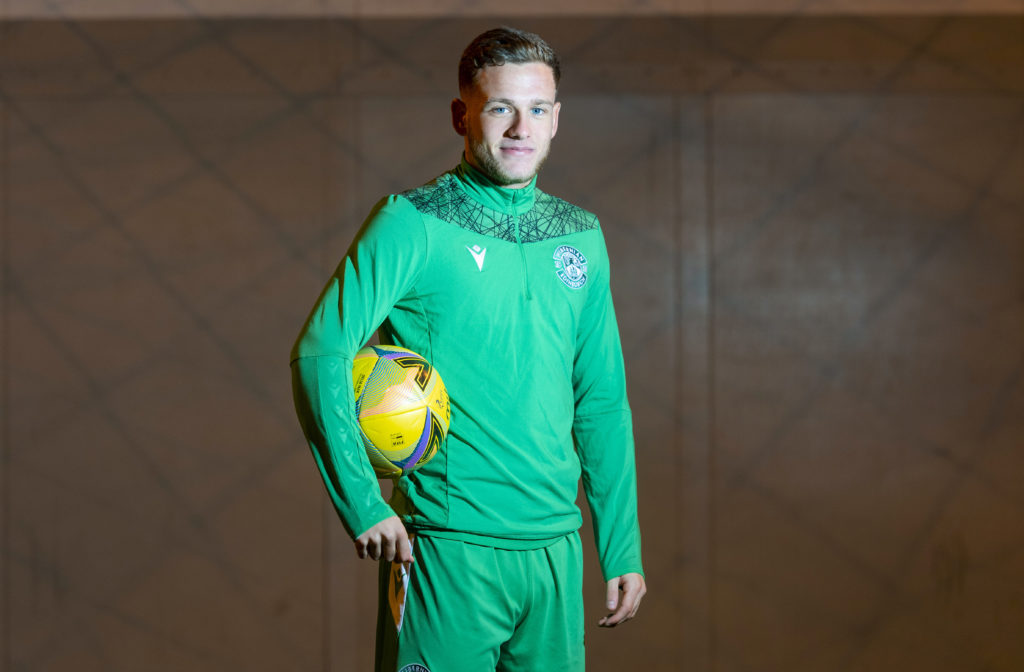 'Tough to break into' - Hibs talent details why he made January loan move