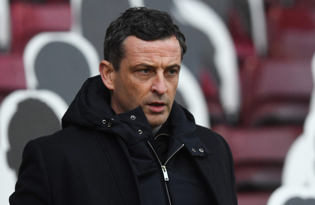 'Aren't season-defining' - Jack Ross aware of Hibs Aberdeen importance as he provides Nisbet update